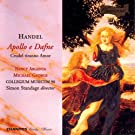 Handel In Rome / Apollo E Dafne