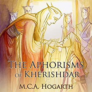 The Aphorisms of Kherishdar Audiobook