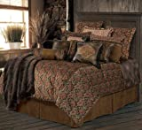 HiEnd Accents Austin Bedding Set, Full