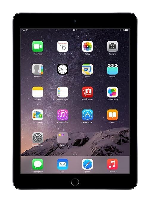 "Apple iPad Air 2 Wi-Fi - Tablet - 16 GB - 24.63 cm ( 9.7"" ) IPS ( 2048 x 1536 ) - Kamera auf Ruck- und Vorderseite - Bluetooth, Wi-Fi"