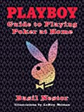 img - for Playboy Guide to Playing Poker at Home book / textbook / text book