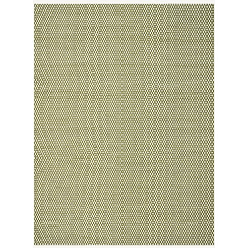 Safavieh Boston Collection BOS685B Handmade Olive Cotton Area Rug, 8 feet by 10 feet (8' x 10')