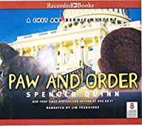 Paw and Order by Spencer Flynn Unabridged CD Audiobook
