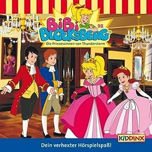 Die Prinzessinnen von Thunderstorm (Bibi Blocksberg 98) Hörspiel