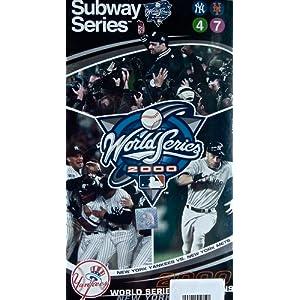 2000 Official World Series Video - New York Yankees vs. New York Mets movie