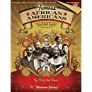 Famous African Americans: Eight People Who Made a Difference in Music, Inventions, Sports, and Science (Book/CD)