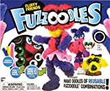 Ideal Fuzzoodles Fluffy Friends Plush