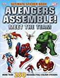 Marvel Avengers Assemble! Ultimate Sticker Book Meet the Team (Ultimate Stickers)