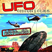 UFO Chronicles: Area 51  by Charles Hall Narrated by Charles Hall