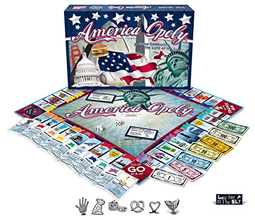 Monopoly Board Game America