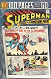 img - for Superman No. 284 Fair Condition Superboy Battle Superman book / textbook / text book