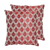 16'x16' Glory Set Of 2 Cushion Covers - @home Nilkamal - B00UL45730
