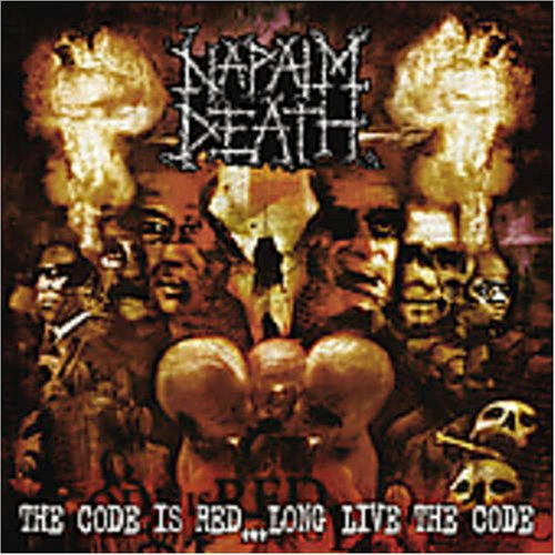 Code Is Red: Long Live the Code (Bonus CD)