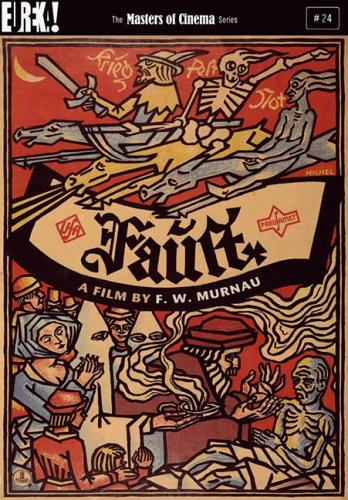 Faust - Masters of Cinema series [DVD] [1926]