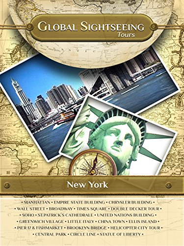 NEW YORK, NY, U.S.A. on Amazon Prime Video UK