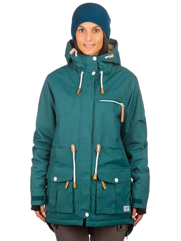 Damen Snowboard Jacke Colour Wear UP Parka jetzt kaufen