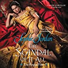 The Scandal of It All: The Rogue Files Hörbuch von Sophie Jordan Gesprochen von: Carmen Rose