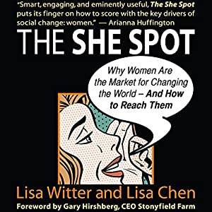 The She Spot Audiobook