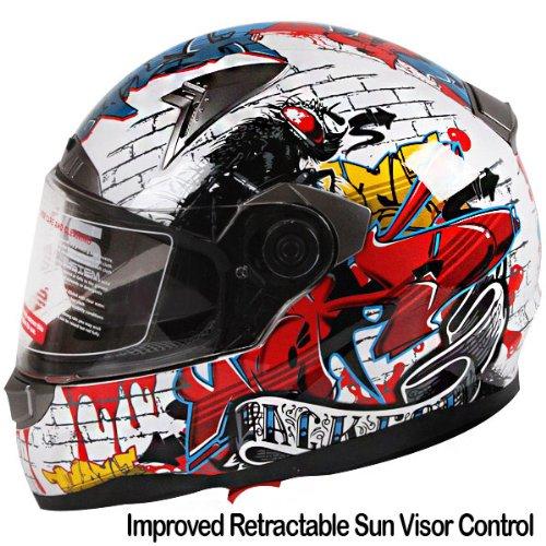 "Black 20/"" L x 6/"" W Tour Master Select Visor Motorcycle Helmet Bag"