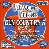 echange, troc Karaoke - Party Tyme Karaoke: Guy Country, Vol. 5