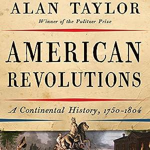 American Revolutions Audiobook