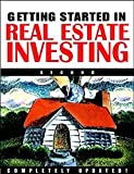 img - for Getting Started in Real Estate Investing by Michael C. Thomsett (1998-06-10) book / textbook / text book
