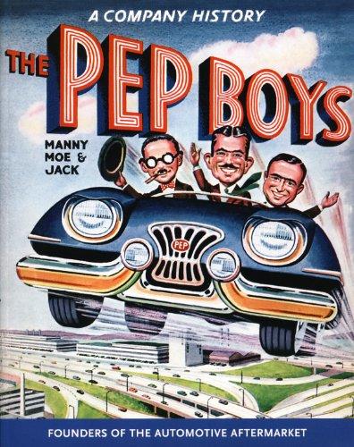 the-pep-boys-company-history-book