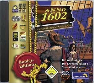 Anno 1602 - Königsedition [Software Pyramide]