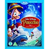 Pinocchio - 3-Disc Platinum Edition [Blu-ray + DVD]by Ben Sharpsteen