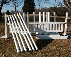 Baby Package Wood Horse Jumps 4ftx10ft