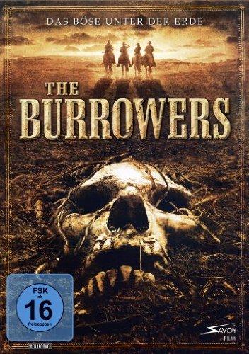 The Burrowers - Das Böse unter der Erde [Alemania] [DVD]