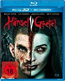 Hänsel vs Gretel 3D (inkl. 2D Version) [3D Blu-ray]