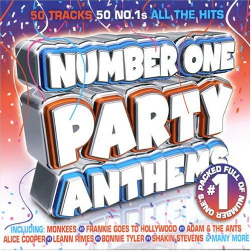 Various Artists - Number One Party Anthem - Zortam Music