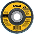 DEWALT DW8257 4-1/2-Inch by 5/8-Inch-11 120g XP Flap Disc