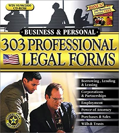 303 Professional Legal Forms