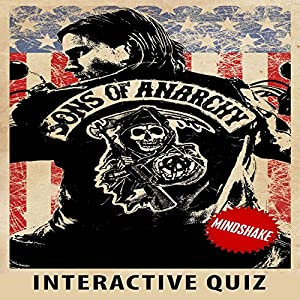 Sons of Anarchy - The Interactive Quiz Audiobook