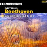 Everybody's Beethoven: Symphonies No. 4, No. 8 & No. 9