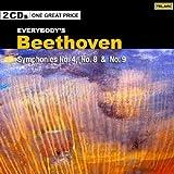 Everybody's Beethoven: Symphonies No. 4, No. 8 & No. 9