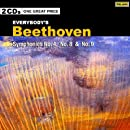 Beethoven: Symphonies, No. 4, 8 & 9 [2 CD]