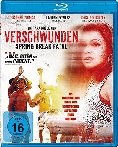 Verschwunden - Spring Break Fatal [Blu-ray]