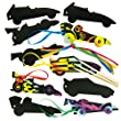Scratch Art Racing Car Bookmarks (Pack of 10)