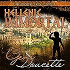 Hellenic Immortal: The Immortal Series, Book 2 Hörbuch von Gene Doucette Gesprochen von: Steve Carlson