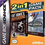 Tony Hawk Undgrd and Kelly Slater Bundle