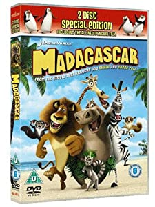 Madagascar and Penguin Christmas Caper (Two disc set) [DVD]