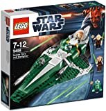Lego Star Wars - 9498 - Jeu de Construction - Saesee Tiin's Jedi Starfighter