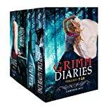 The Grimm Diaries Prequels volume 7- 10: Once Beauty Twice Beast, Moon & Madly, Rumpelstein, Jawigi