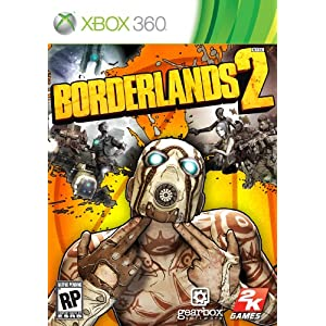 Borderlands 2 XBox 360 Video Game