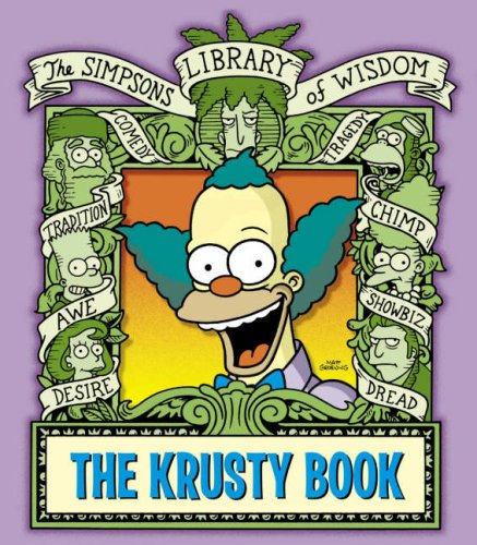 The Krusty Book (The Simpsons Library of Wisdom) PDF
