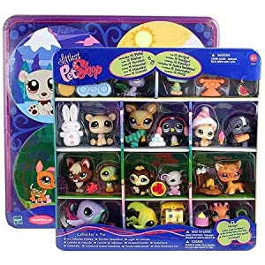 littlest pet shop ncf lps tin pet shop collectible toys games. Black Bedroom Furniture Sets. Home Design Ideas