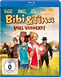 DVD Cover 'Bibi & Tina, Voll verhext, [Blu-ray]